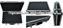 Aluminum durable handcrafted hot sale in occident metal gun cases with your logo printed