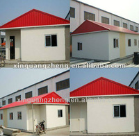 steel prefabricated office building kit