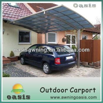 Patio canopy outdoor metal carport