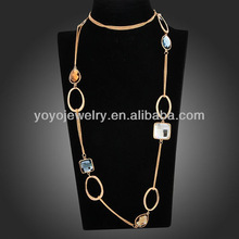 N991 Hottest Imitation Jewelry Necklace Vners J-crew Necklace Party Decoration Wholesale in China