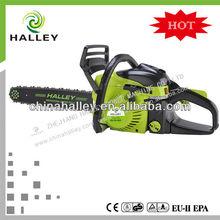 NEWEST design 52cc garden tools 20 inch gasoline chainsaw with CE/GS/EMC/EU-2 certification