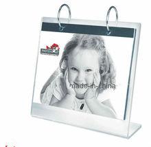 fashion funny L-shaped acrylic photo albums