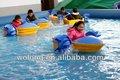 hot venda de barco inflável inflável do barco de mão para o lago