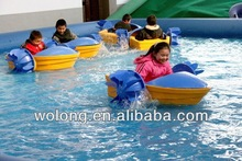 hot selling inflatable boat inflatable hand boat for lake