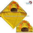 microfiber hooded baby towel