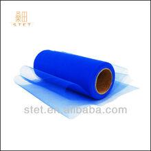 6'' x 25 yards royal blue tulle roll for kids tulle tutu skirt