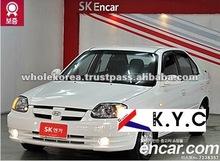 Hyundai New Verna 4DR Korea Used Car 6-7238357