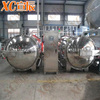 Canning Meat steam retort autoclave(seafood)