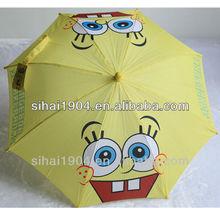 2014 new style Sponge bob umbrella