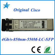 Cisco DS-SFP-FC4G-SW SFP transceivers 4G 10KM optical modules fiber transceiver optic fiber inspection
