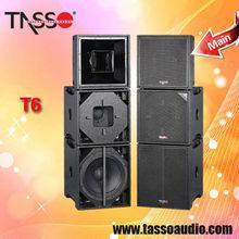active silicone karaoke TASSO T6 self powered outdoor speaker