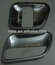 Auto spare parts toyota hiace 2005,QUANTUM van mini bus chorme outer handle cover,