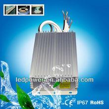 KV-12200-A 220v 12v led power supply 200W 16.6A IP67