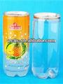 Plástico de garrafas de bebidas, 350ml clara de garrafas de bebidas, suco barato garrafasdeplástico