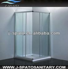 Aluminium Composite Panel Cabinet Design Simple Shower Room