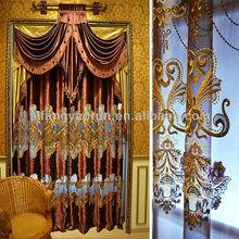 Luxurious European Style Curtain