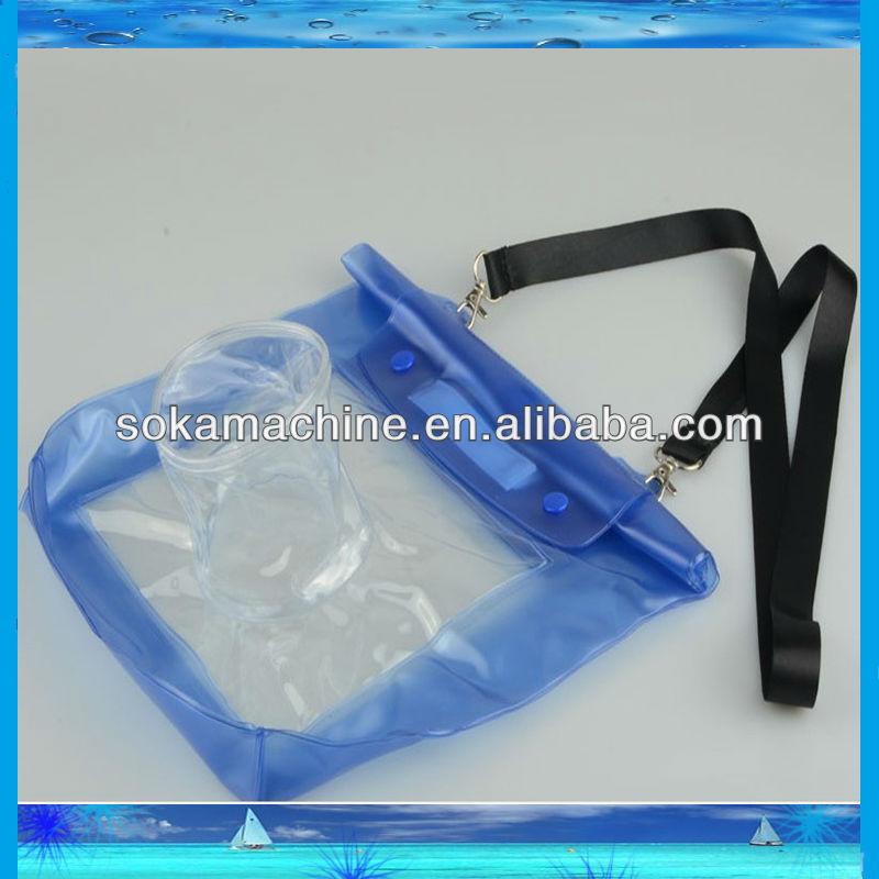 PVC waterproof bag for diving swimming camera bag Manufacturer