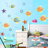 New Mediterranean Fish Kid's Baby Room DIY Wall Stickers