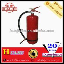 CE 6KG Portable ABC Dry Powder Pressure Gauge Fire EXTINGUISHER Manufacturer