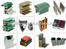 6061/6063/6463 structural aluminium/alumiium profile/structural aluminium sections aluminium extrusion profile supplier for sale