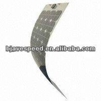 AVESPEED 150 series high efficiency Amorphous flexible thin film solar panel
