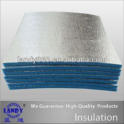 blue anti-glare coated reflective foil EPE heat conductors and insulators