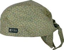 Japanese original pattern cotton deep bandana cap