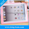 fashion durable silicone cases for ipad 4