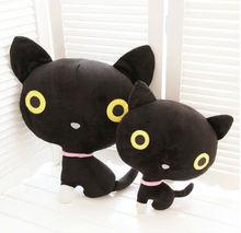 black lovely cat toys