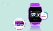 Slim Waterproof Personal GPS Bracelet Tracker With Two-Way Voice Communication