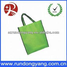 fashion cheap laminated non woven tote bag for sale