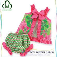 Wholesale rianbow baby swimwear for kids