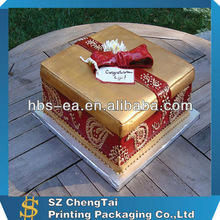 Paper traditional indian wedding gift boxes