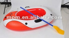 Walmart supplier student sports inflatable single person pvc boat