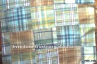 100% cotton patchwork fabric for furniture