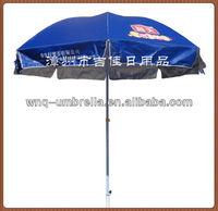 DGHT-48UV 240CM anti uv promotional beach sports umbrellas