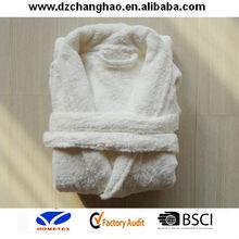 Terry/Velour shawl collar bathrobes