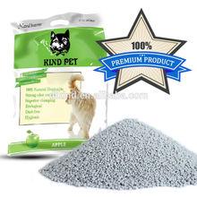 2014 free samples, bentonite cat sand better than cat litter silica gel