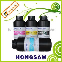 Top quality HONGSAM LED UV Curable Inkjet Ink