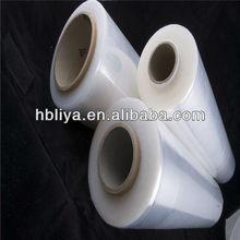 Shrink wholesale pe plastic wrap ldpe stretch film