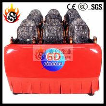 2013 hot sale cinema 5D theater equipment for amusement park