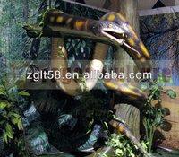 2013 New products Electric animatronic magic fiberglass snake