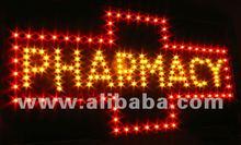 LED sign pharmacy 1