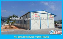 economized and firm K prefab house standard, modular prefab house