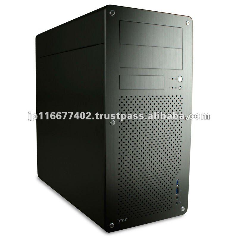 smart J03 Black / Aluminum PC case Price negotiable!!