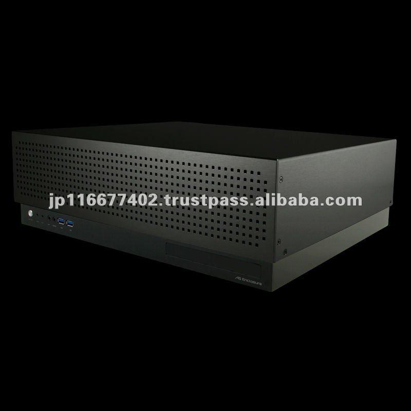 AS Enclosure R1 Black / Aluminum PC Case Price negotiable!!