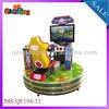 42 dynamic turn table MS-QF194-11 play land games video 3D arcade shooting gun game machine