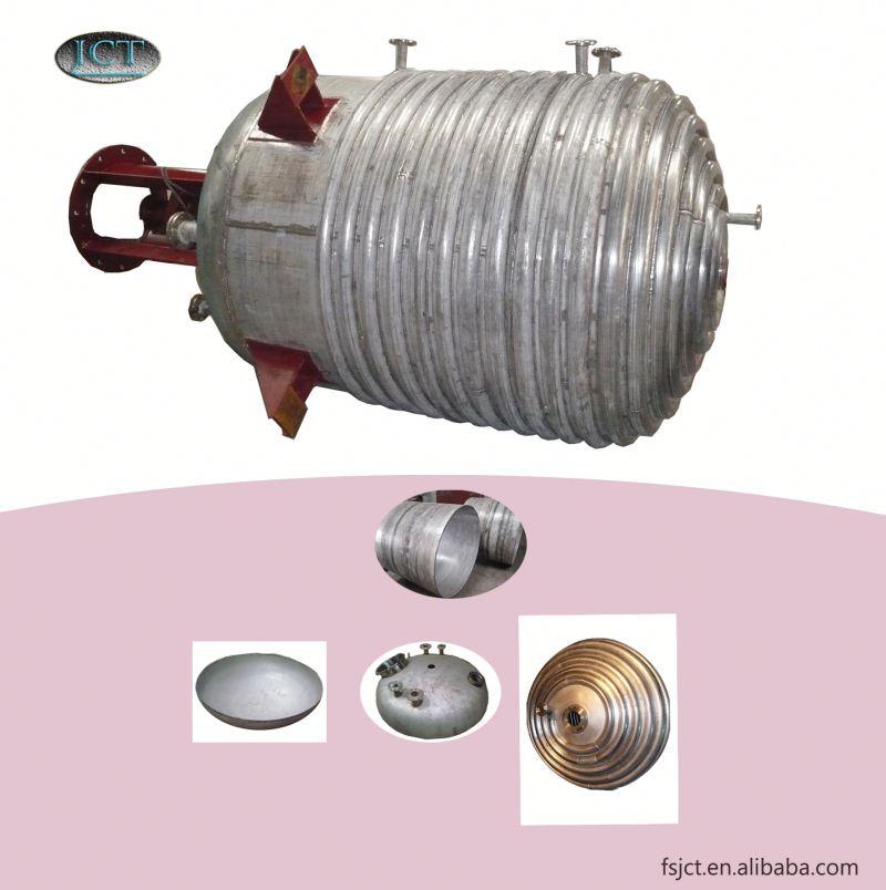 JCT rubber adhesive bonding agent making reactor