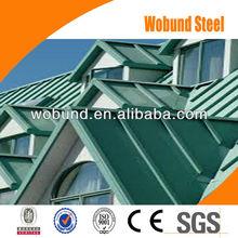 China manufacturer lows metal roof sheet price