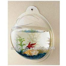 Factory price Round acrylic fish aquarium;Plexiglass golden fish bowl;Acrylic fish bowl wholesale